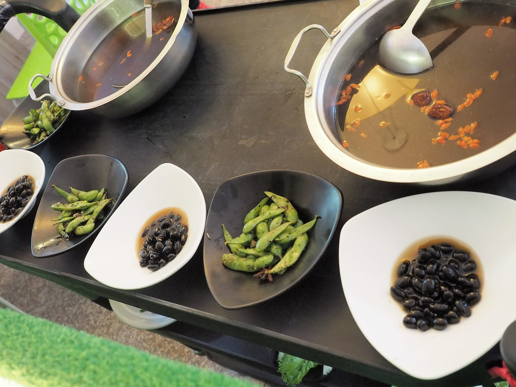 Types of side dishes for the steamboat