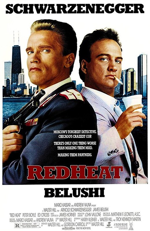 Red Heat - Poster 2