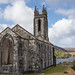 The Abandoned Church at Dunlewy