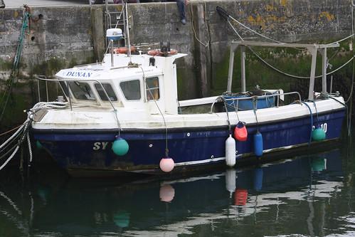 Fishing Boat SY10 DUNAN