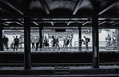 Metropolitan Avenue Subway Station