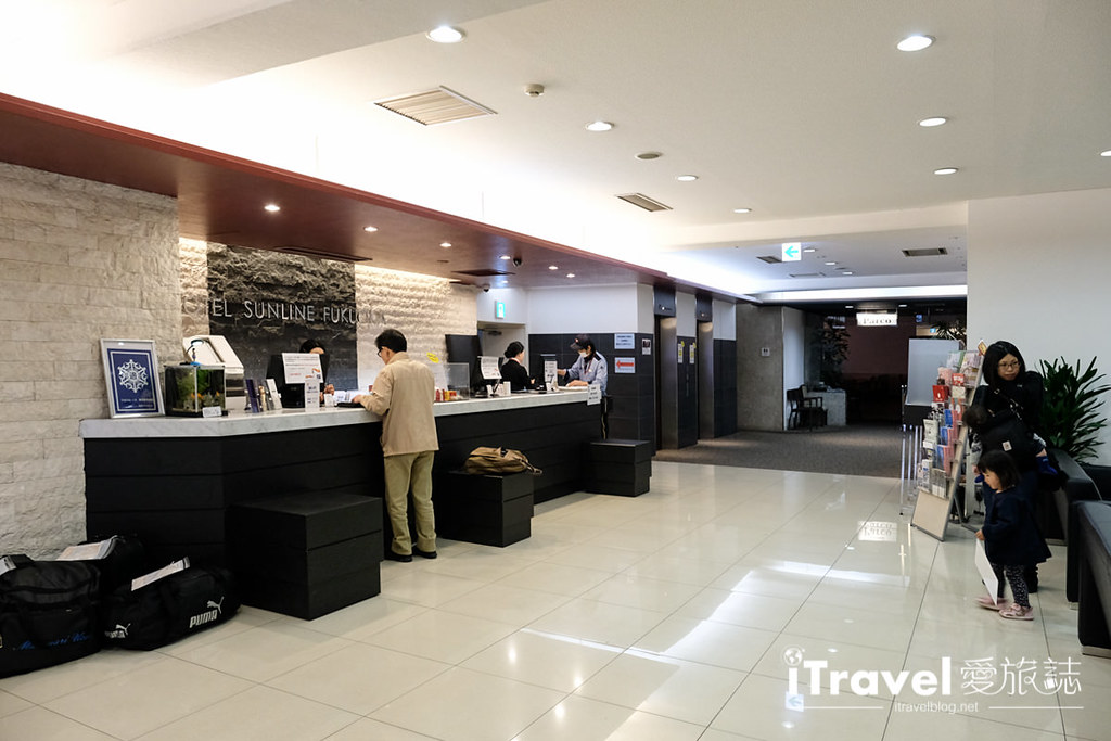 福冈博德站前SUNLINE饭店 Hotel Sunline Fukuoka Hakata-Ekimae (8)