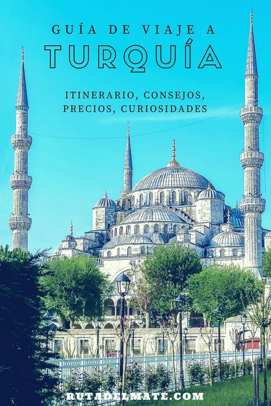 Guia para viajar a Turquia