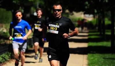 Ani Hvězdná štafeta nestačila na premiérový triumf v týmovém půlmaratonu