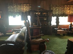 The famous Jungle Room in Graceland - April 2018 1