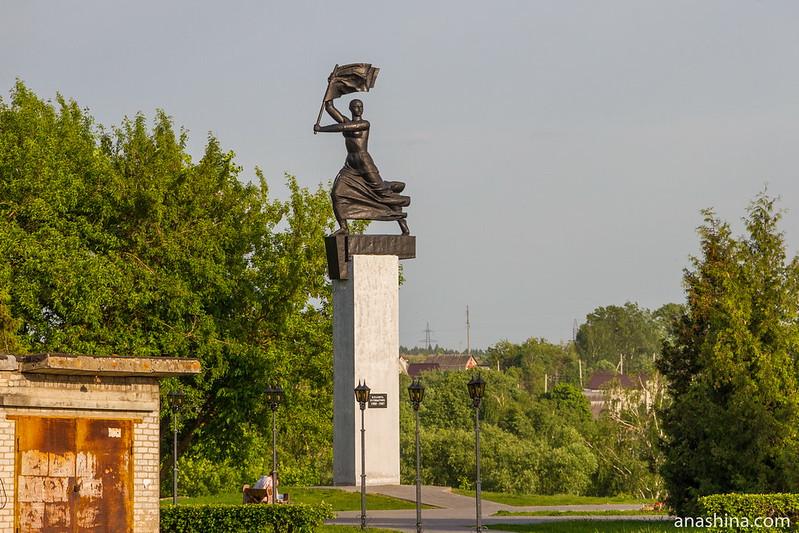 Монумент «Александровская республика», Александров
