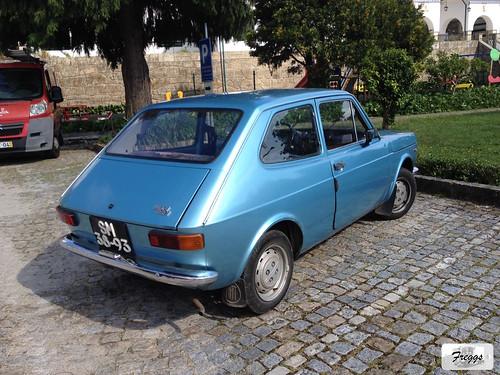 Fiat 127 - Sever Do Vouga