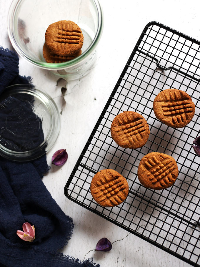 全素花生餅乾 6-ingredient-peanut-butter-cookies (2)