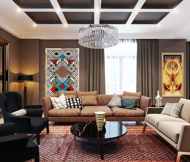 Apartment Decoration Ideas from Minimalist to Classic