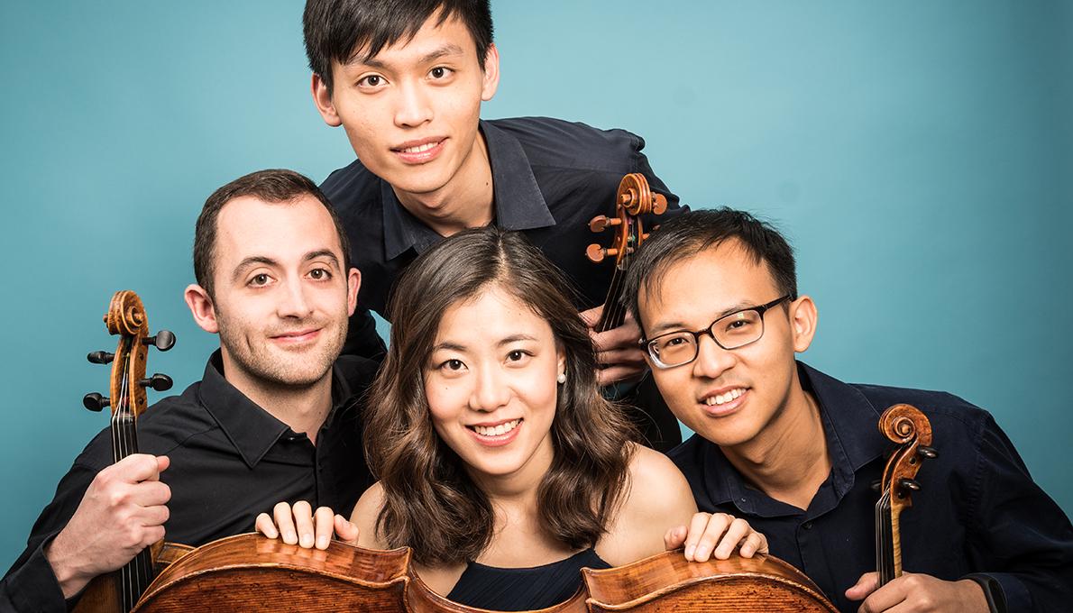 Zorá String Quartet, ArtPlay Parlor Series feat. Young Concert Artists