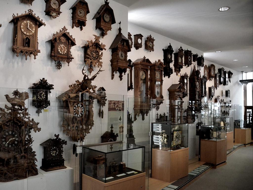 Das Deutsche Uhrenmuseum