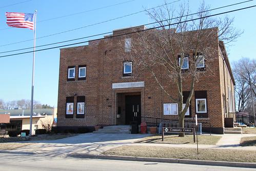Community Building - Brooklyn, WI