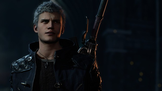 Devil May Cry 5 #E3 2018 Screens & Artworks