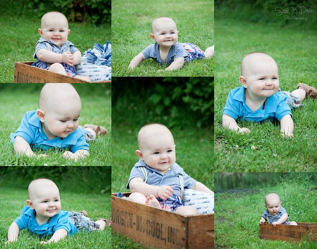 Jaxton 6 Month