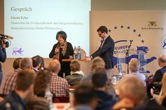 Erster Bürgerdialog im Rahmen des Europadialogs