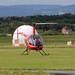 G-JKHT Robinson R22 Beta, JK Helicopter Training Ltd, Gloucestershire Airport, Staverton, Gloucestershire