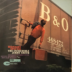 JIMMY SMITH:MIDNIGHT SPECIAL(JACKET A)
