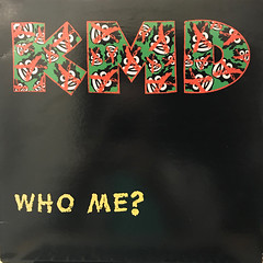 KMD:WHO ME?(JACKET A)