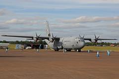 MAJ (213) Lockheed C-130J Hercules Royal Air Force of Qatar RAF Fairfo
