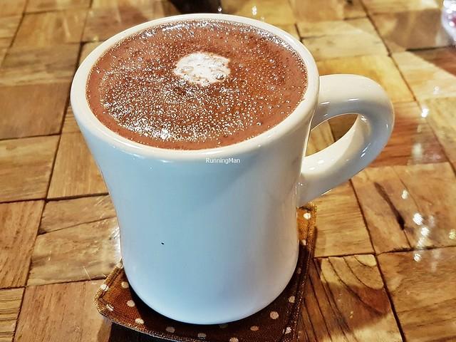 Valrhona Hot Chocolate Classic