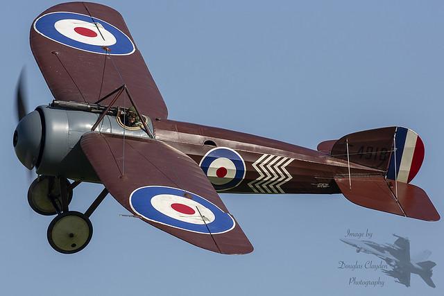 Bristol M.1C C-4918