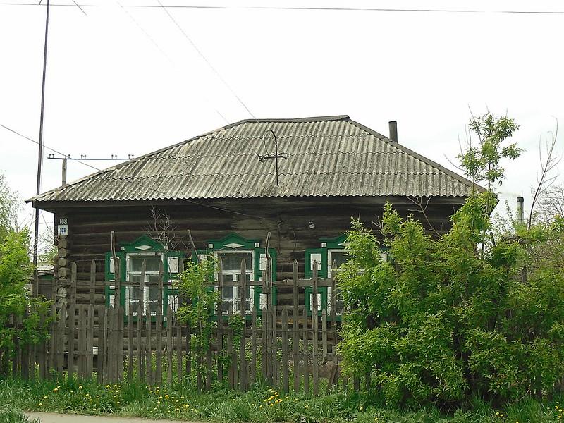 Славгород, улица Володарского № 108.