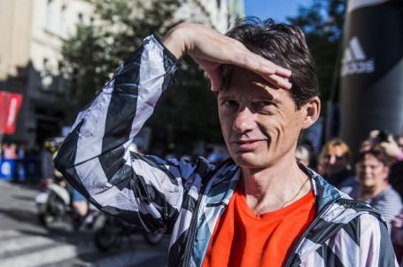 Nejrychlejší česko-slovenský maratonec Robo Štefko slaví kulatiny