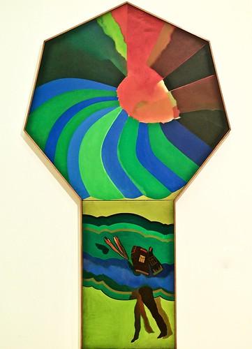 Parachutist nº 2 (1963) - Allen Jones (1937)