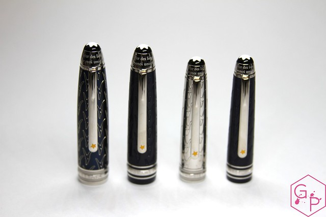 Montblanc Le Petit Prince Fountain Pen Collection Overview @Montblanc_World @AppelboomLaren 91