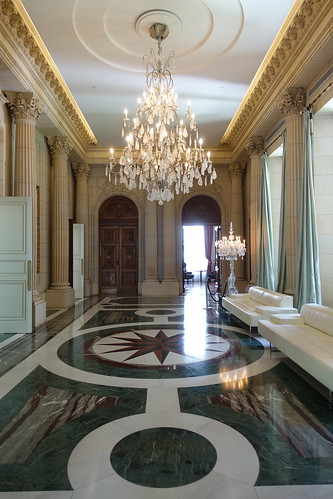 Inside Palacio Duhau Park Hyatt, Buenos Aires. From History Comes Alive: Eight Noteworthy Places to Stay