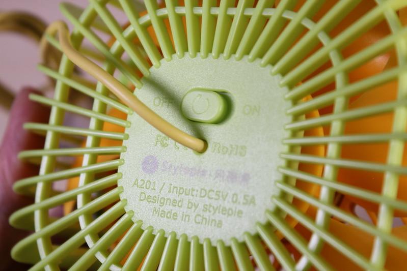 ミニ扇風機 (5)