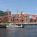 The Detroit Swing Bridge