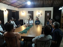 Paulo Abi-Ackel 15/06/2018 - Em Caratinga
