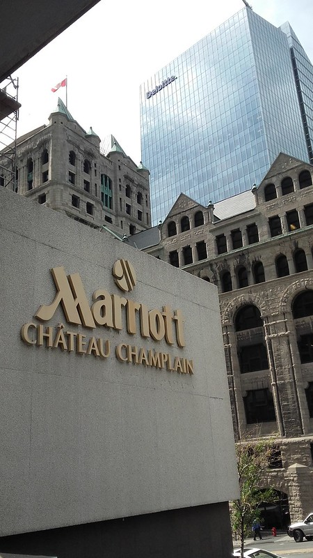 Marriott Chateau Champlain Montreal