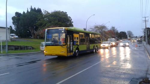 metlink urban bus for tranzurban