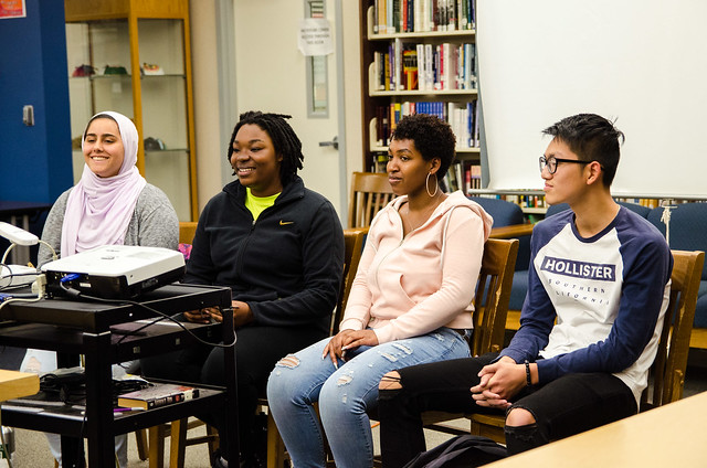 Public Health Academy at Oakland High (May 29, 2018)