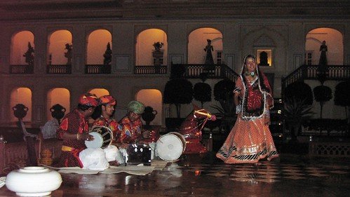 Raj Palace Evening Entertainment. From History Comes Alive: Eight Noteworthy Places to Stay