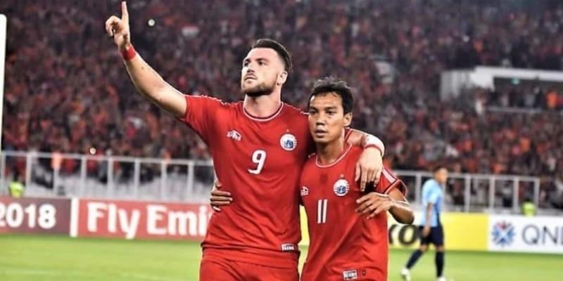 Tanpa Marko Simic, Persija JakartaPesta Gol Ke Gawang PS Tira Dengan Skor 5-0