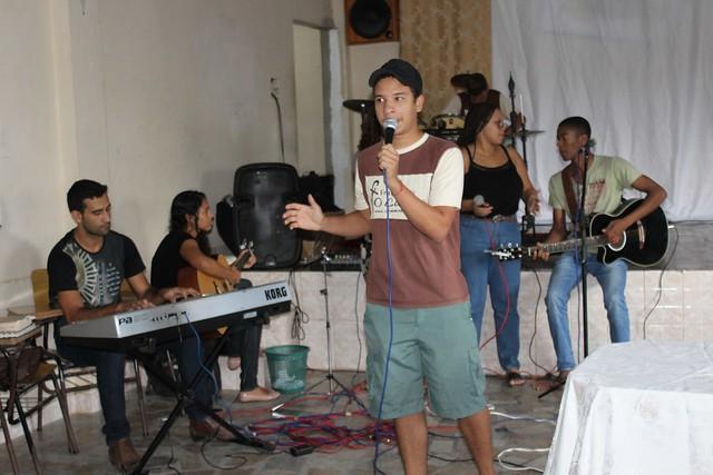 Formação da Juventude Caminho em Teixeira de Freitas/BA