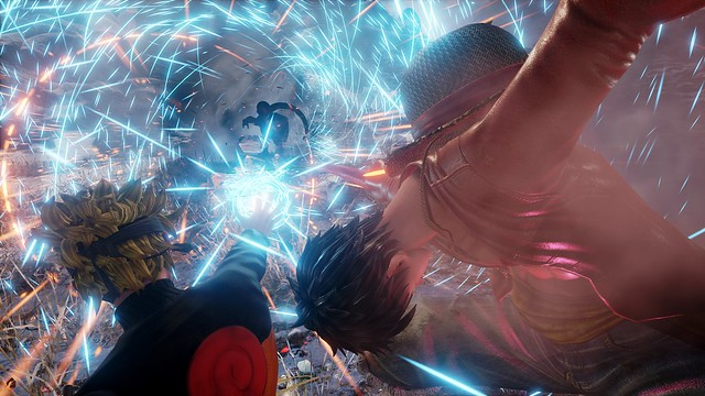 #E3 2018 Jump Force Screens