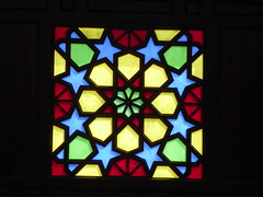 Stained Glass in Egypt