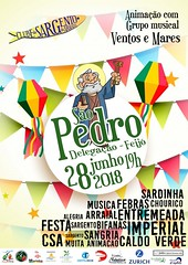 Cartaz São Pedro