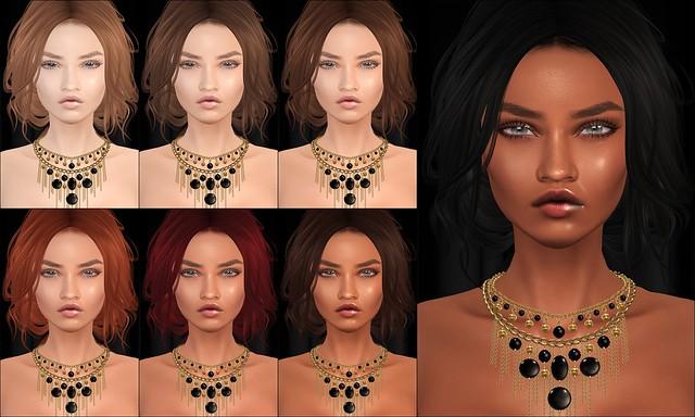 Colivati Beauty - Amalia Applier - [Lelutka]