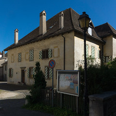 Old Town of Nyon