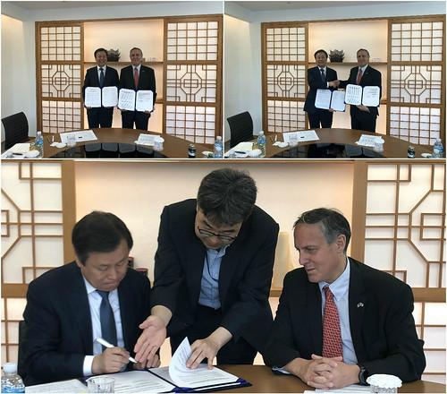 Firman México y Corea del Sur acuerdo de cooperación en industrias culturales y creativas