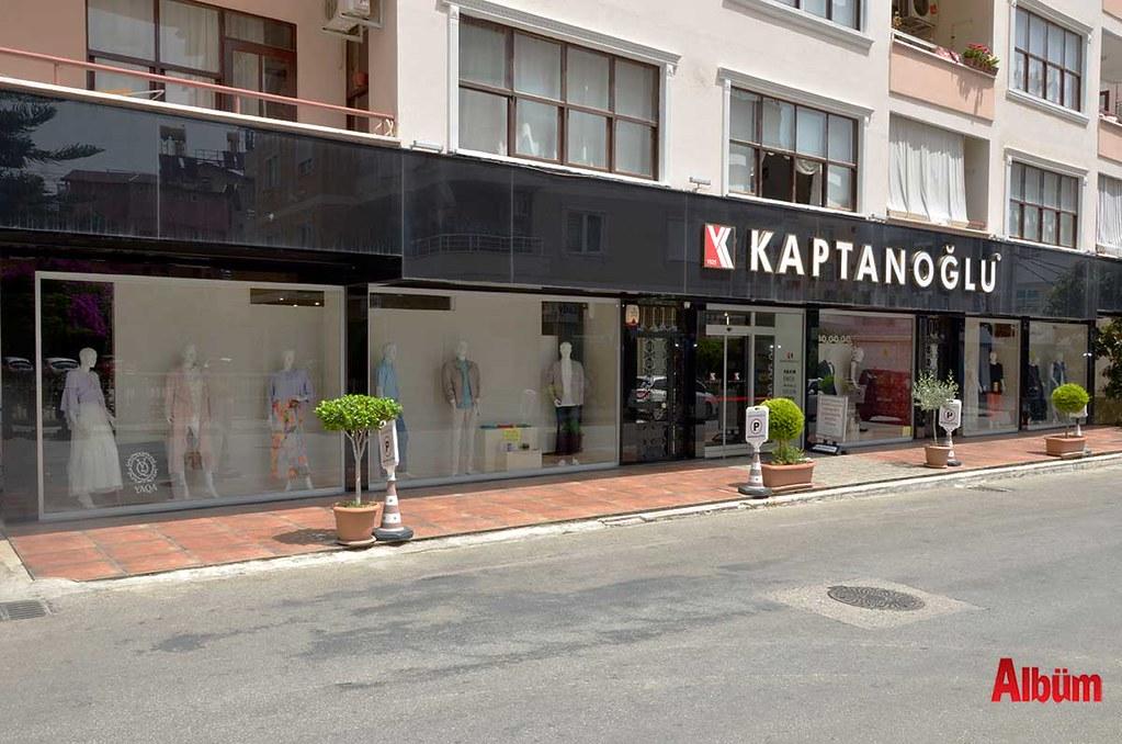 93 yıllık marka: Kaptanoğlu Mağazası