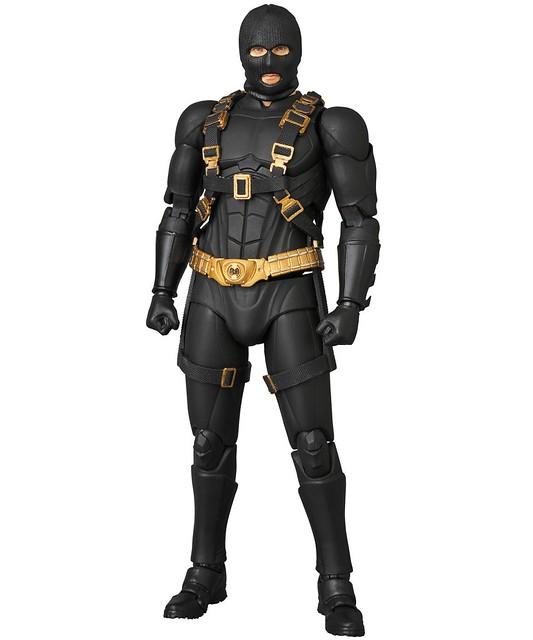 MAFEX《蝙蝠俠:開戰時刻》布魯斯·韋恩(『黑暗騎士三部曲』版)  Bruce Wayne(『The Dark Knight Trilogy』版)1/12 比例可動人偶作品