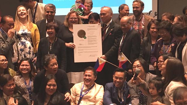 Alberta celebrates first Philippine Heritage Month