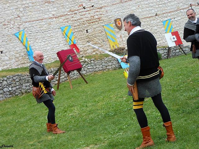 Sword Fighting, Faida Montecchio Maggiore