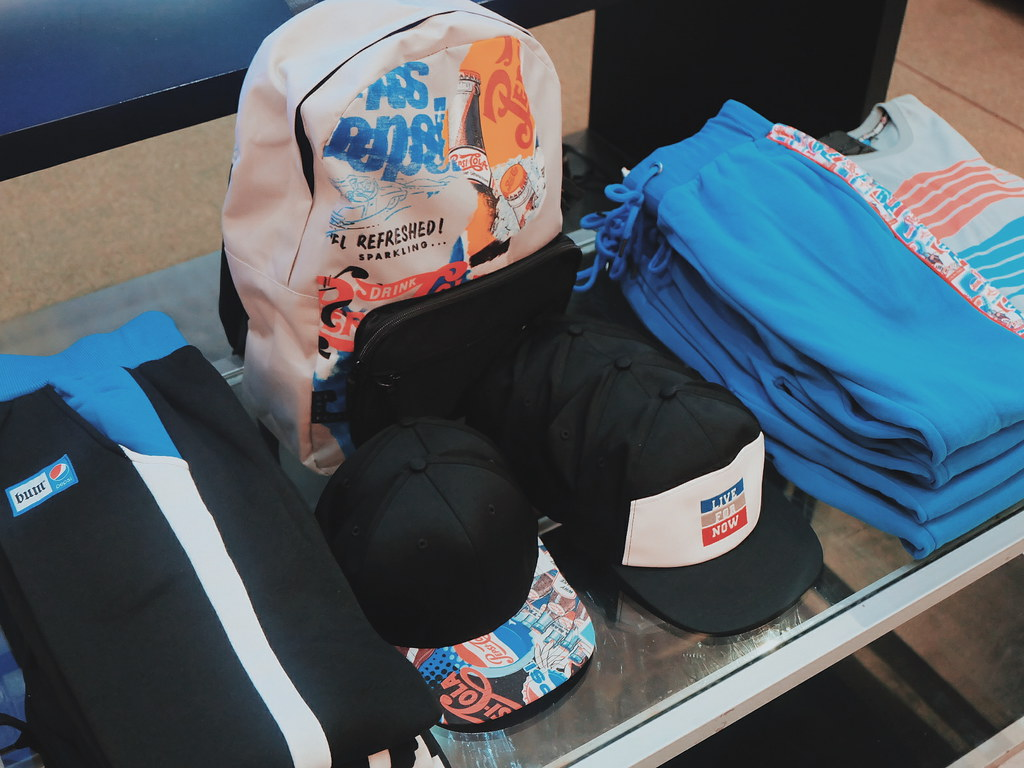BUM x Pepsi Limited Edition Collection